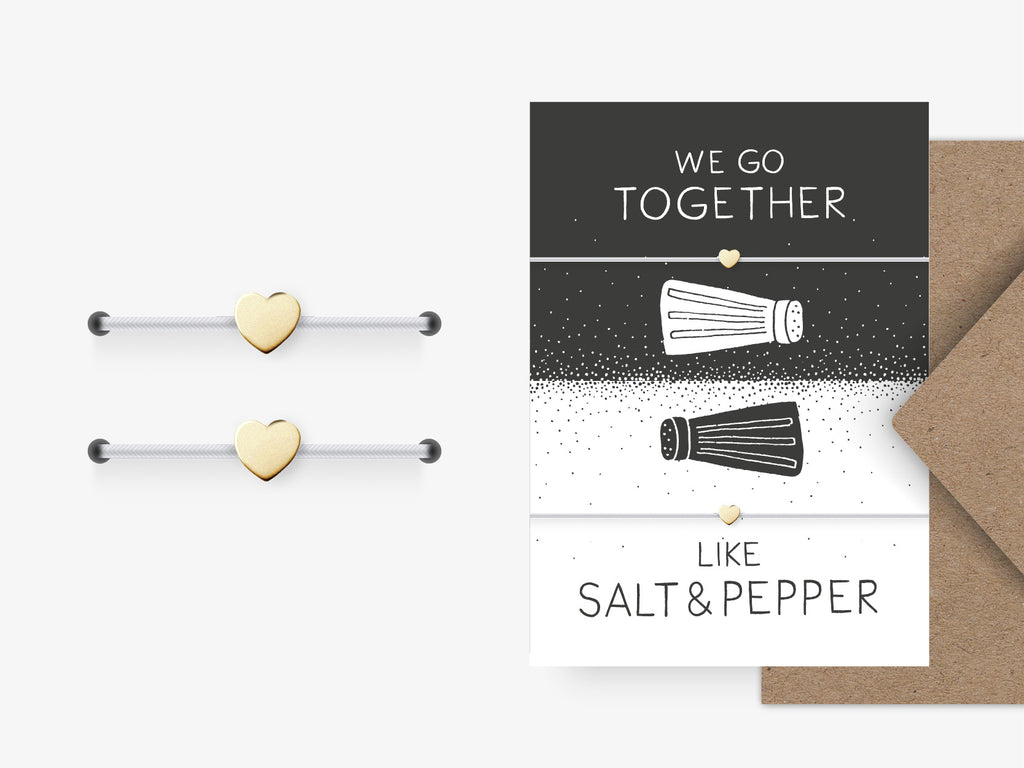 Armband / Salt & Pepper