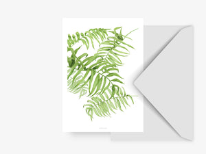 Postkarte / Tropical No. 1