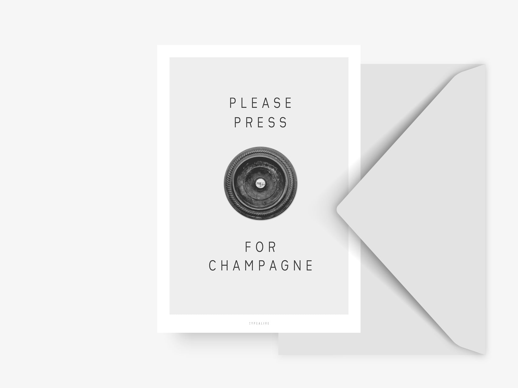 Postkarte / Please Press