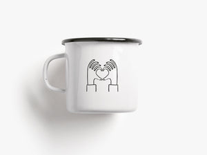 Tasse / Love You A Latte