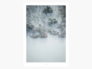 Print / Above The Woods No. 7