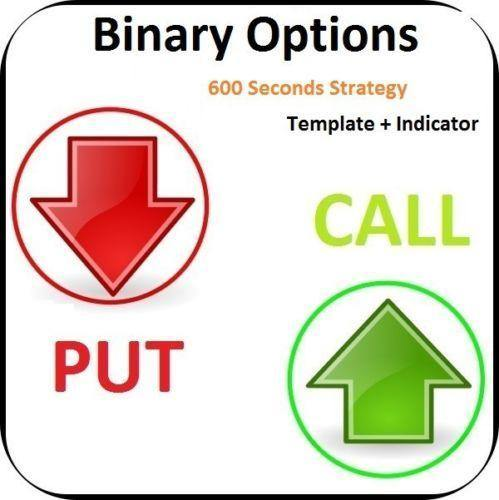 600 Seconds Binary Options Trading Strategy