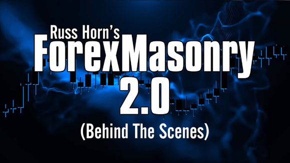 FOREX MASONRY 2.0 BY RUSS HORN - NEW