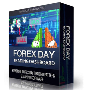 Forex Day Trading Dashboard
