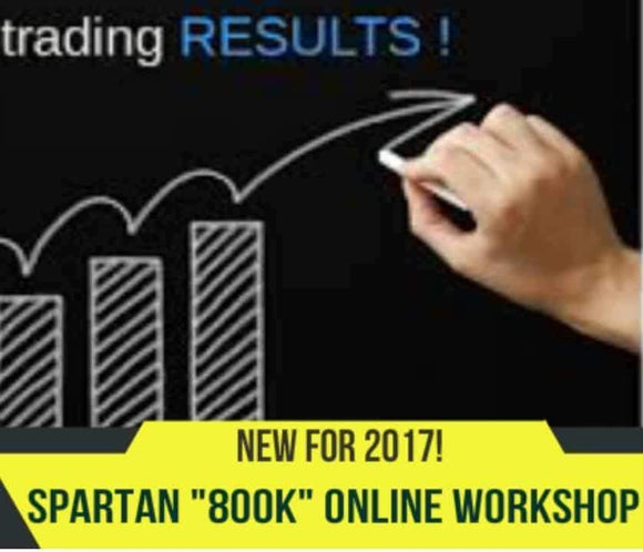 Spartan Forex 800K Workshop (NEW !)