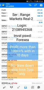 Pending++ Real Account 140%+ Profit in 10 Days (BSS SCALPIAN)