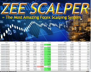 Zee Scalper with Currency Strength Meter
