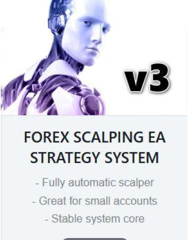 Scalping Strategy System v3 EA