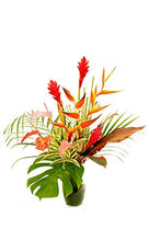 Load image into Gallery viewer, Large Hawaiian Tropical Flower Arrangement
