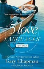 Load image into Gallery viewer, The 5 Love Languages for Men: Tools for Making a Good Relationship Great: Gary D Chapman, Randy Southern: 9780802412720: