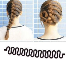 Load image into Gallery viewer, 3Pcs Hair Styling Clip DIY French Hair Braiding Tool
