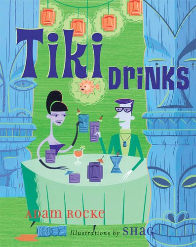 Tiki Drinks (Vintage Collectors Edition Hard Copy)