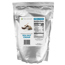 Load image into Gallery viewer, Tea Zone 2.2 lb Sea Salt Cream Powder