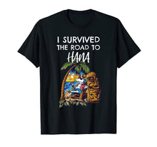 Load image into Gallery viewer, I Survived the Road to Hana Shirt