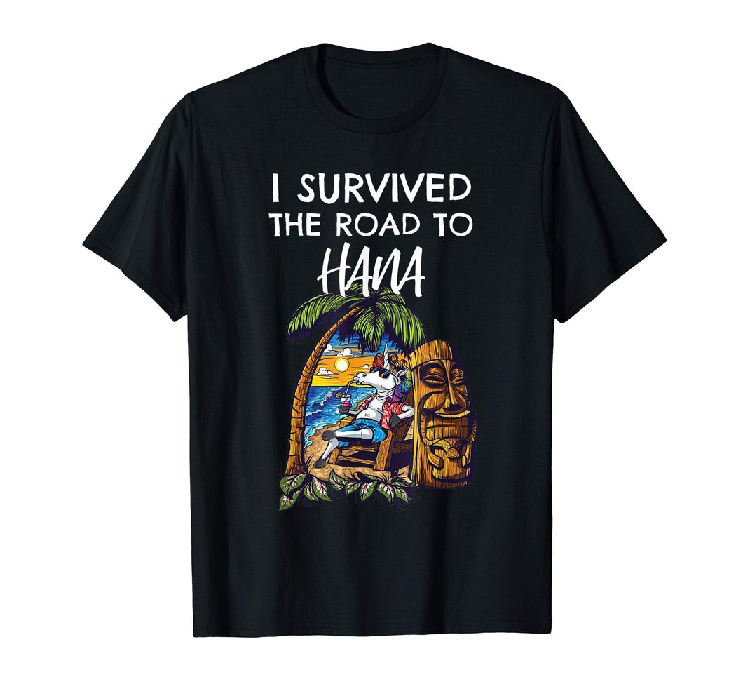 I Survived the Road to Hana Shirt