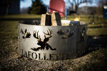 Load image into Gallery viewer, Personalized Fire Pit Ring