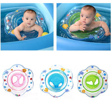 Load image into Gallery viewer, Baby Swimming Seat Ring  Inflatable Infant  Lifebuoy Ring