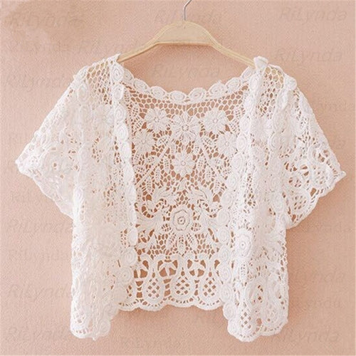 Lace Soft Wedding Capes