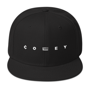 Coley Logo Snapback Hat