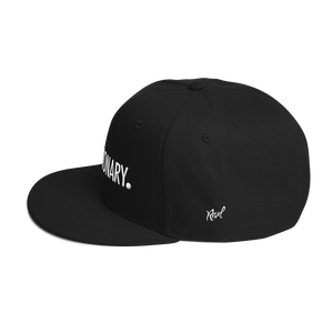 Hustlutionary Snapback Hat