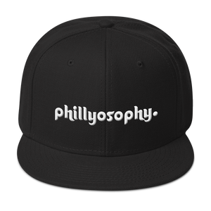 Phillyosophy Snapback Hat