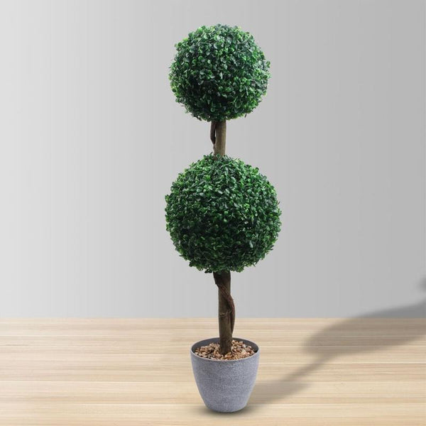 How to Recreate Landscapes with Artificial Boxwood Topiaries