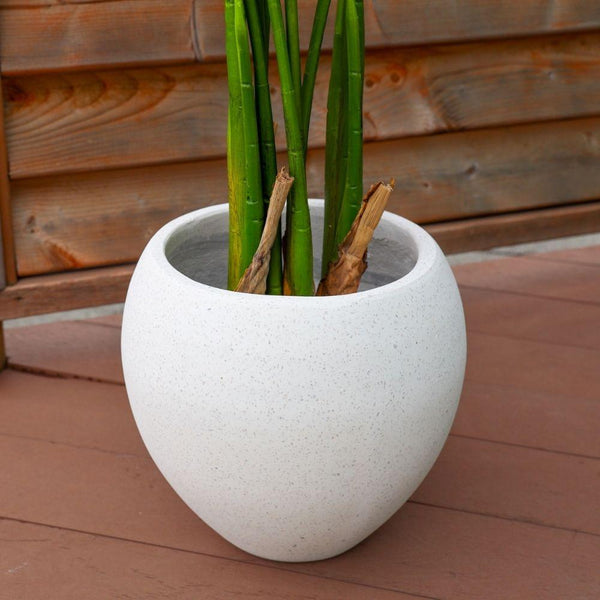 MERIDA ROUND CEMENT PLANTER (Multiple Sizes)