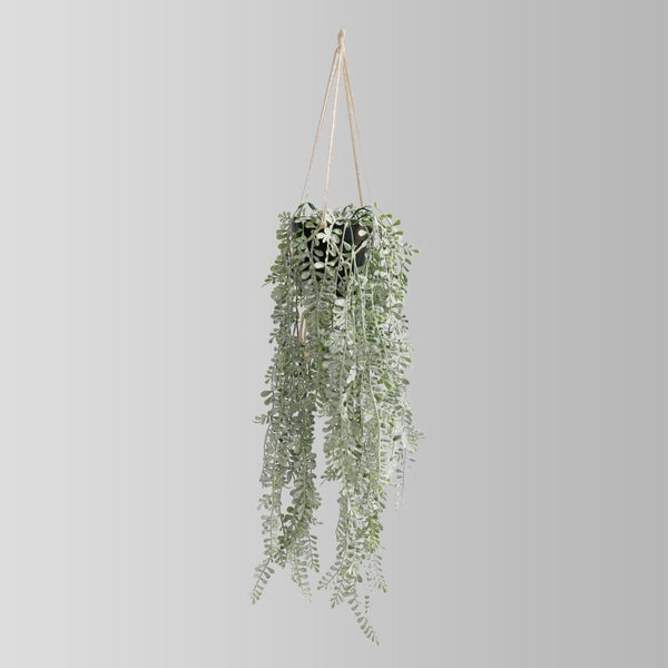 Jesse Faux Potted Hanging Plant (3 Feet)