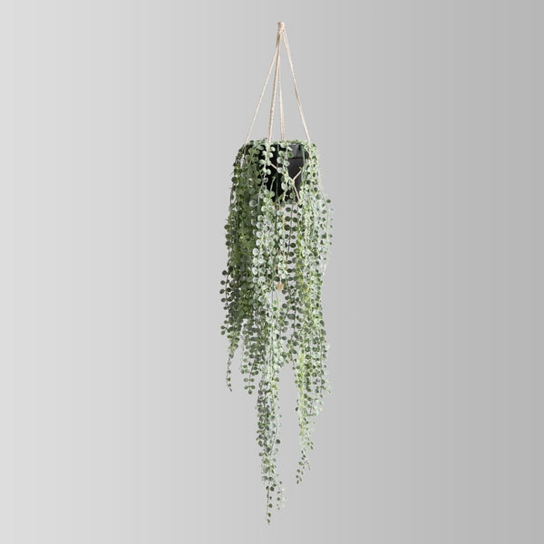 Cauca Faux Potted Hanging Plant (3.6 Feet)