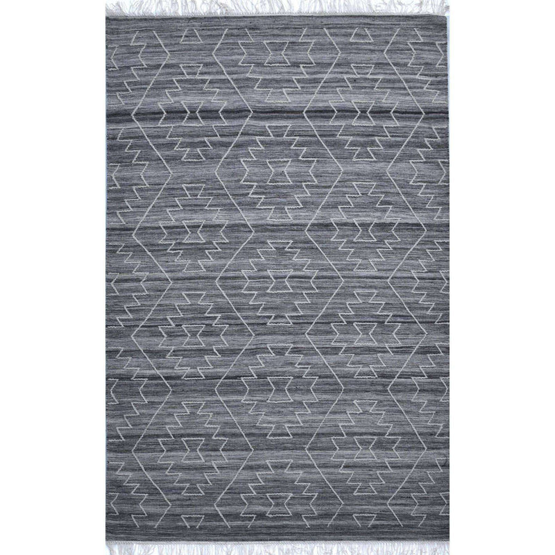 LILITH WOVEN WOOL RUG