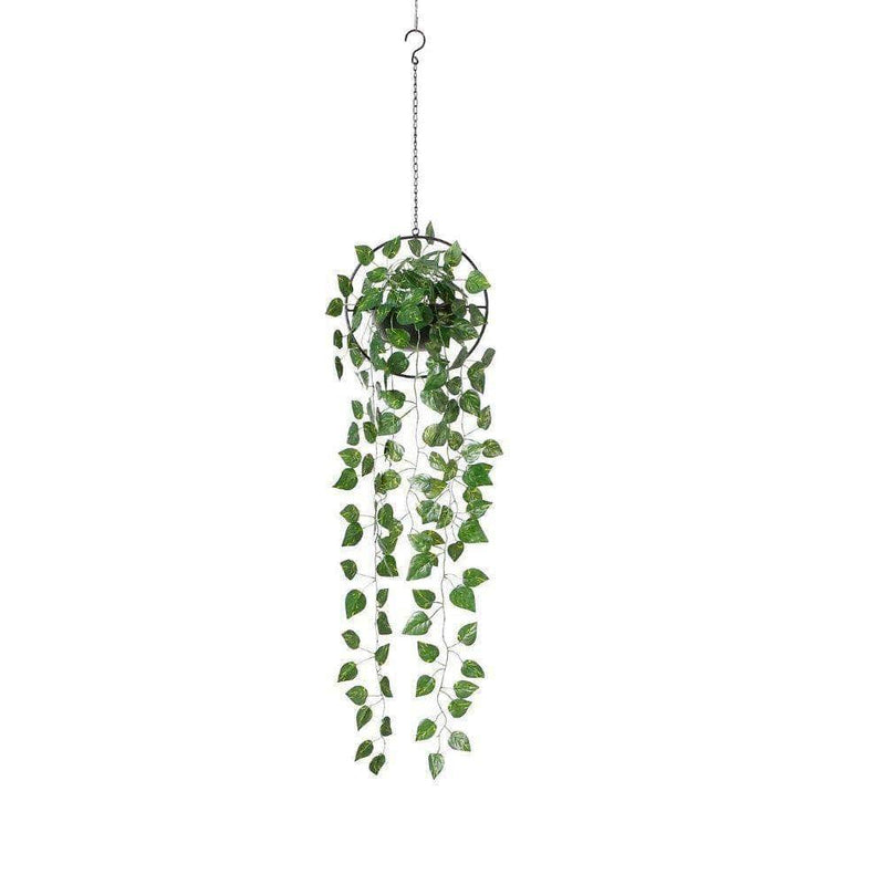 FRIDA FAUX POTTED HANGING PLANT (4.2 FEET)