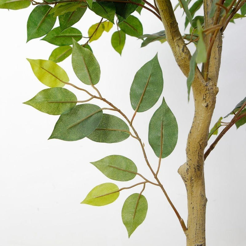 Figgi Artificial Ficus Tree Potted Plant (Multiple Sizes)