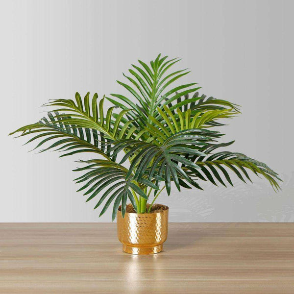 PACO POTTED FAUX PALM PLANT