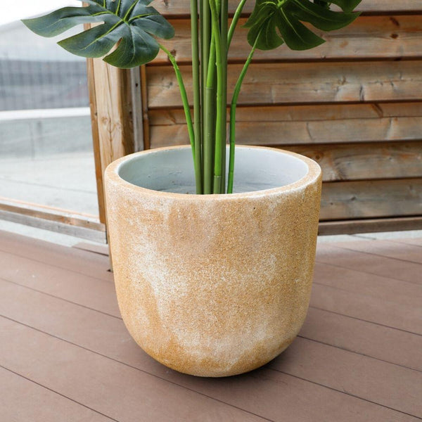 TREVI CEMENT PLANTER (MULTIPLE SIZES)