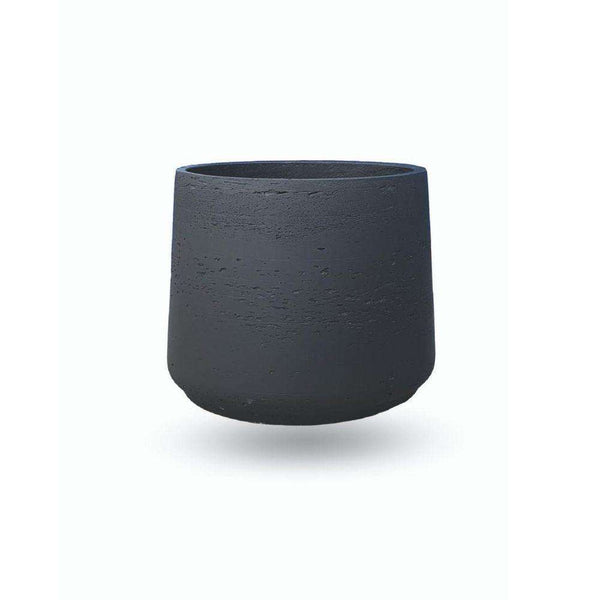 ANTO BLACK CEMENT PLANTER 13'' ArtiPlanto