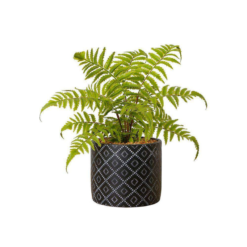 BALI POTTED FAUX FERN ArtiPlanto