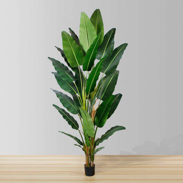 DAMA ARTIFICIAL BIRD OF PARADISE POTTED PLANT 10' ArtiPlanto