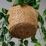 Ennio Faux Potted Hanging Plant (3.9 Feet) ArtiPlanto