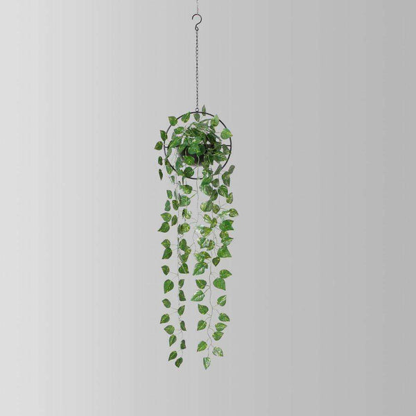 FRIDA FAUX POTTED HANGING PLANT (4.2 FEET) ArtiPlanto