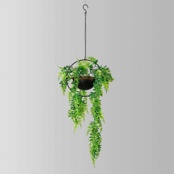 Fabo Faux Potted Hanging Plant (3.2 Feet) ArtiPlanto