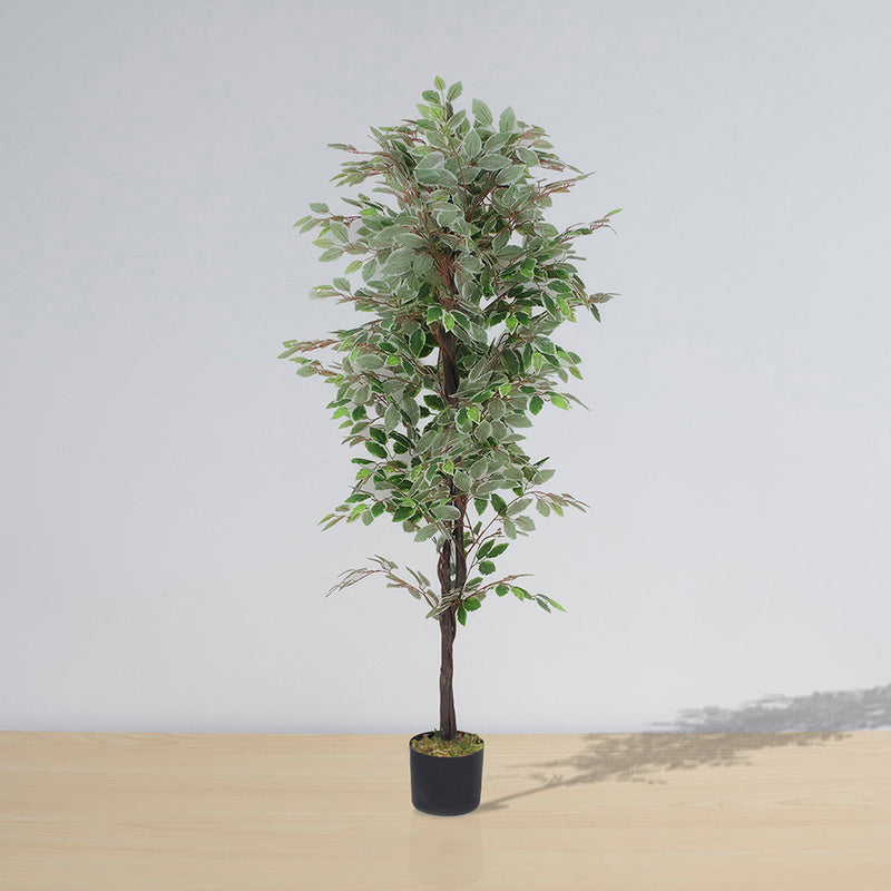 OLAYA ARTIFICIAL FICUS POTTED PLANT