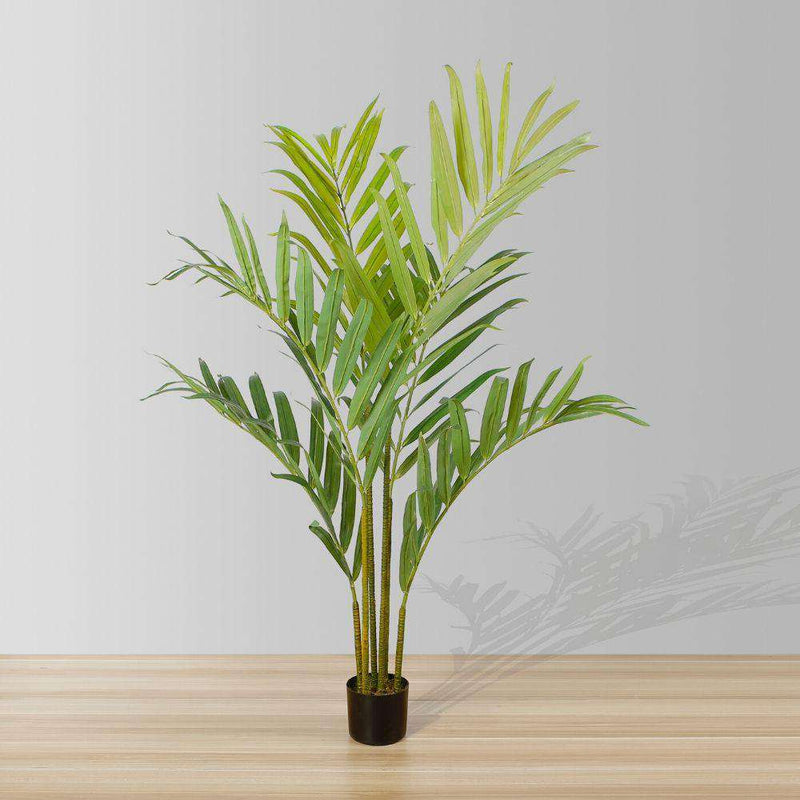 KENTIA ARTIFICIAL KING PALM POTTED PLANT 5' ArtiPlanto