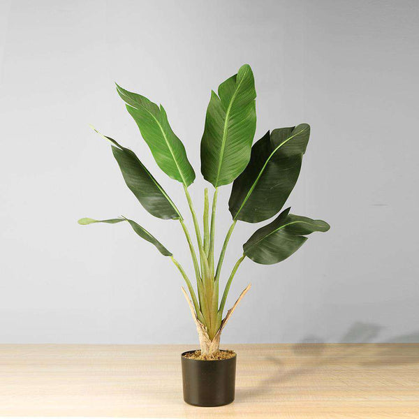 LOLA Artificial Bird Of Paradise Potted Plant 3' ArtiPlanto