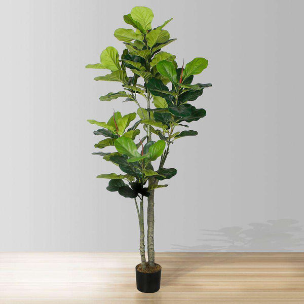 NORA Artificial Fiddle Leaf Potted Plant (Multiple Sizes) ArtiPlanto