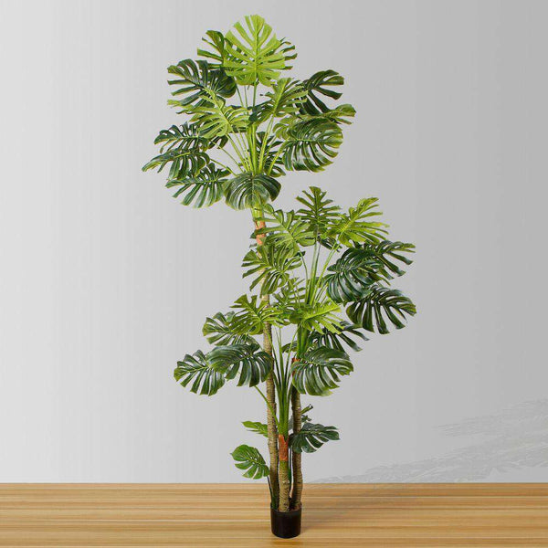 PABLO ARTIFICIAL MONSTERA POTTED PLANT 10' ArtiPlanto