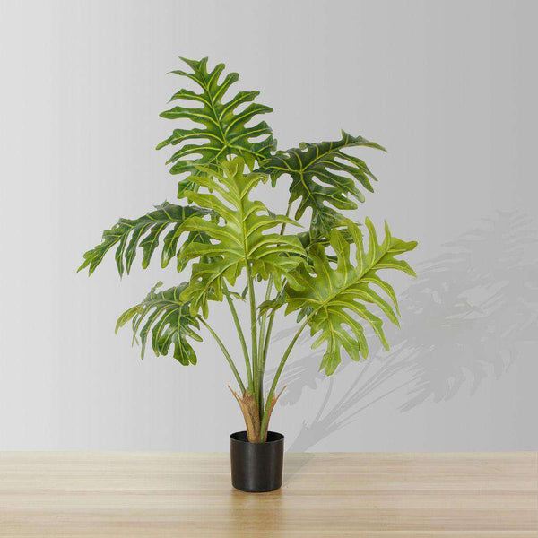 PHILO ARTIFICIAL PHILODENDRON POTTED PLANT 39'' ArtiPlanto