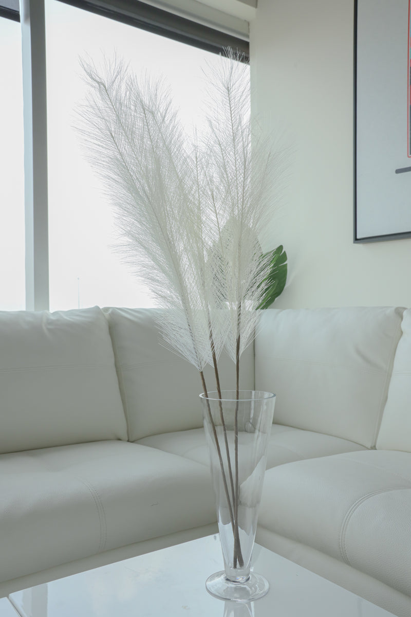 Artificial Pampas Grass Arrangement Ivory (2 Sizes)