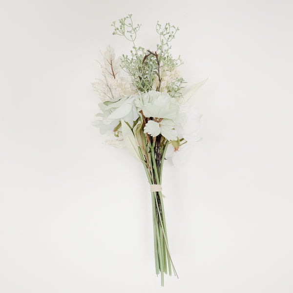 Winter Artificial Flower Bouquet 18'' x 8''