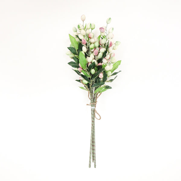 Palisade Artificial Berry Bouquet 15.5'' x 8'' (Set of 3)