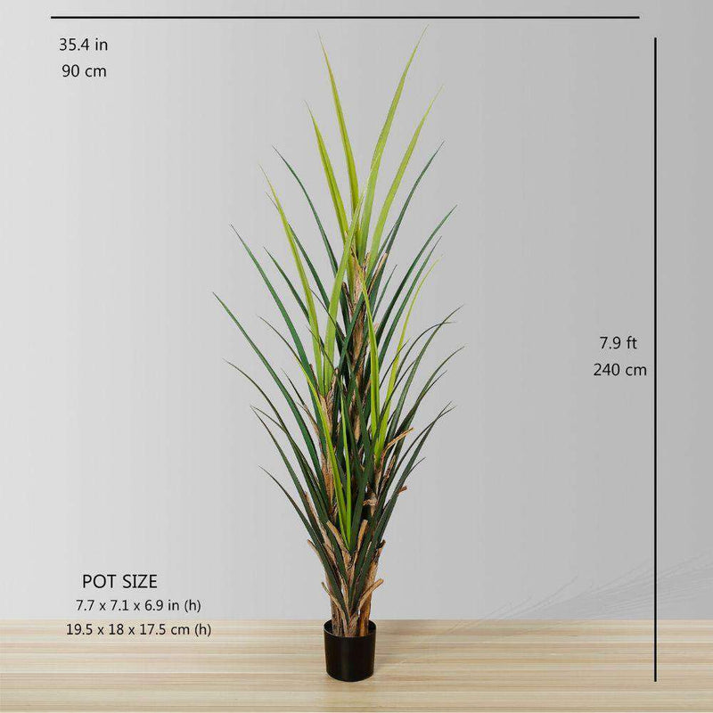 RALU Artificial Agave Tree Potted Plant (Multiple Sizes) ArtiPlanto